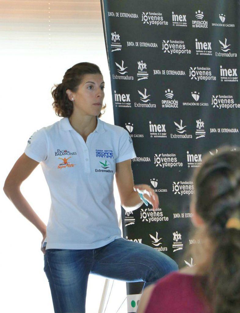 Charla Liderazgo - Mujer y Deporte 2017